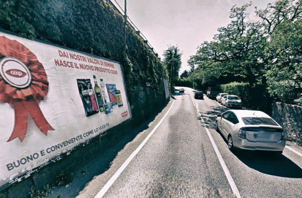 Como, via Madruzza: 2 postazioni