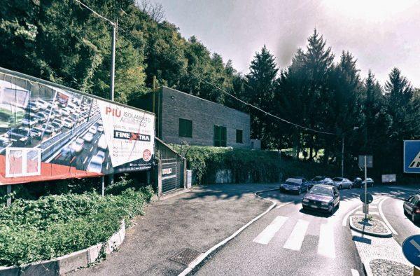 Como, via Madruzza (Cometa): 1 postazione