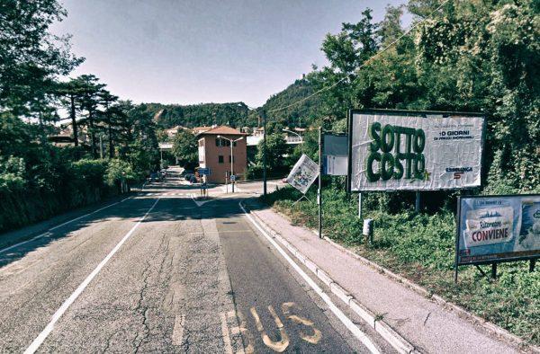 Como, via Donatori (Muggiò): 2 postazioni