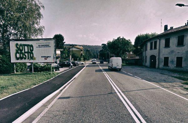 Como, via Varesina: 2 postazioni